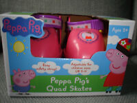 Brand New Childs Peppa Pig Skates