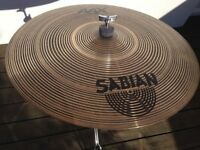 "sabian aax 21""memphis ride cymbal new"