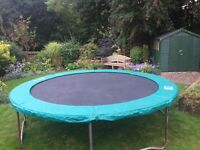 10ft trampoline for sale, £50 ono, harrow area collection only
