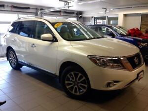 2015 Nissan Pathfinder SL/LOW LOW KMS/1 OWNER LOCAL TRADE!!