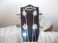 lanikai electro/acoustic ukulele