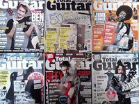 Total Guitar Magazines 2013