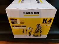 K4 karcher pressure washer