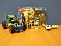 LEGO Toy Story Woody and Buzz to the Rescue and miniship