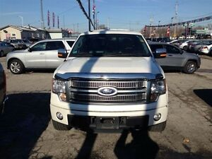 2011 Ford F-150 Platinum * NAV * PWR ROOF * LEATHER * PWR SEATS London Ontario image 3