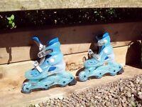in line roller skates