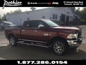 2017 Ram 3500 Laramie Limited | DIESEL | LEATHER | SUNROOF |