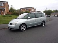 7 SEATER IN VERY GOOD CONDITION, FULL SERVICE HISTORY, CAM-BELT & WATER-PUMP CHANGED LAST YEAR