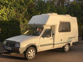 Citroen Romahome Hitop, Diesel, 12 month mot, campervan, motorhome, power steering