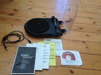 Vinyl/Tape Converter Turntable
