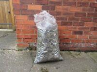 large bags of koi pond fish filter media