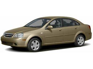 2005 Chevrolet Optra LS