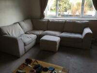 Corner suite - beige