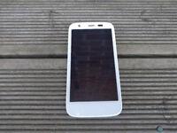 Motorola Moto G - White - 8GB - 4G - Unlocked