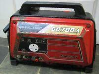 Kawasaki 4 Stroke Petrol Suitcase Generator GD700A