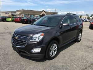 2016 Chevrolet Equinox LT/ FWD/ SUNROOF/ BACKUP CAMERA/