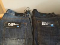 Jeans 32 waist 34 long. Brand new, labels still attached