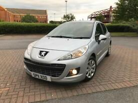 Peugeot 207 2011 1.4 TDi FRESH MOT 3 August