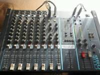 Pro mixing deck
