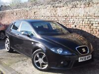 2008 SEAT LEON 2.0 TDI FR 170!!!FINANCE AVAILABLE,RECENT TIMING BELT!!!