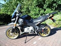 Buell XB12X Ulysses 2005 (not Harley Davidson) plus Panniers