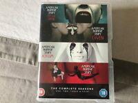 American Horror Story Complete Seasons 1-5
