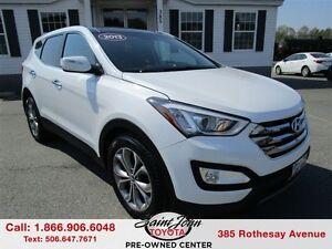 2013 Hyundai Santa Fe Sport 2.0T Premium $202.38 BIWEEKLY!!!