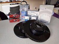 BMW & series E65/66 complete brake kit