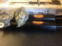 Land Rover Defender front shock absorbers NEW in packaging