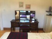 Stag minstral bedroom furniture drawers exet