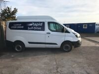 VANS FOR HIRE,SOUTH LANARKSHIRE,,LWB,SWB,TIPPERS ,LUTONS.