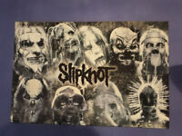 Large Slipknot Canvas