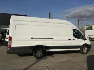 2017 Ford Transit T250 HR 148 EL LOADED FIN OR LEASE FROM 4.99%O