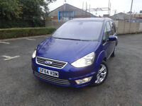 Ford Galaxy Titanium Tdci Auto Diesel 0% FINANCE AVAILABLE