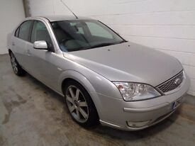 FORD MONDEO TITANIUM , 2007 REG , LOW MILEAGE + HISTORY , YEARS MOT , FINANCE AVAILABLE , WARRANTY