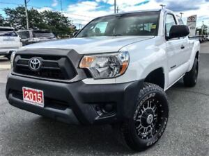 2015 Toyota Tacoma 4X2 5 SPEED MANUAL!