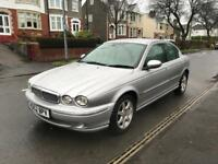 Jaguar x type v6 auto, 2 keys, excellent condition, service history