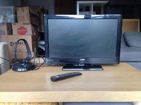 Luxor 22inch LED Full HD DVD Combi TV