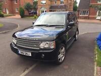 Range Rover Vogue 58 plate - Bargain