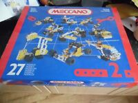 motorised meccano set