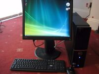 DELL VOSTRO 220 FULL PC PACKAGE