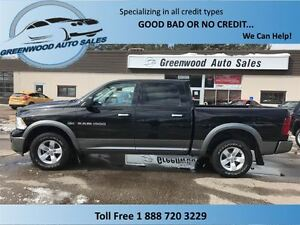 2012 Ram 1500 SLT, Full Crew, Great Value!