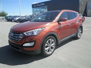 2015 Hyundai Santa Fe Sport 2.0L Turbo/Limited/Navi/Leather/Pano