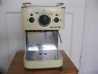 DUALIT ESPRESSIVO COFFEE MACHINE DCM1 in Sand Colour Spares & Repairs