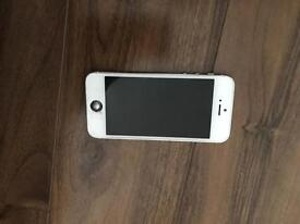 iPhone 5 missing button excellent condition