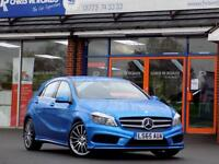 MERCEDES-BENZ A CLASS A180 1.5 CDi BLUEEFFICIENCY AMG SPORT 5dr AUTO ** Bluetooth + Cruise ** 2015