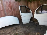 FORD TRANSIT WHITE 1994- 2000 2.5 DI BANANA ENGINE PARTS
