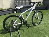 CARRERA VULCAN ADULT MOUNTAIN BIKE IN EXCELLENT CONDITION