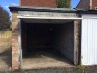 Lock Up Garage To Rent - Canterbury - Brymore Close