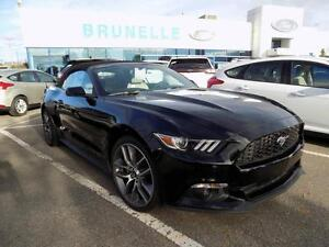 Ford Mustang Ecoboost haut niveau convertible 2 ptes 2016